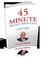 45 minute breakthrough book