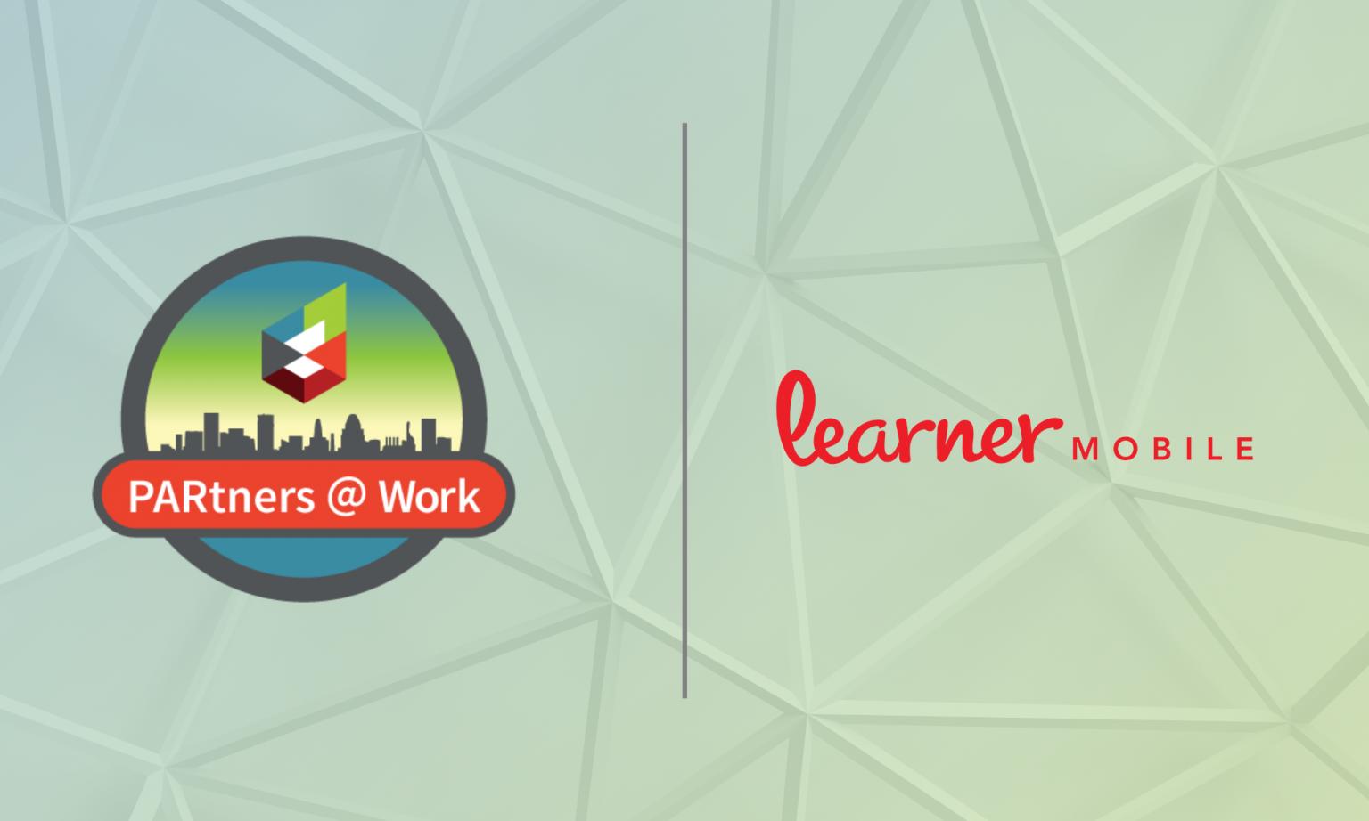 Learner Mobile - Partners at Work Header
